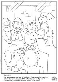 Christelijke Kleurplaten Avondmaal