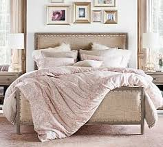 wood and upholstered beds. Toulouse Wood Bed And Upholstered Beds D