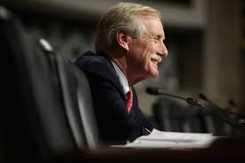Senator Angus King knows that being a man without a party comes with perks  - The Washington Post