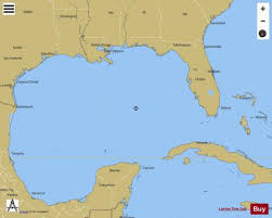 Mexico Navigation Charts Gulf Of Mexico Marine Chart Us411_p45 Nautical Charts App