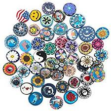 50 pieces orted designs fimo polymer clay disc pendants for jewelry making diy kit for