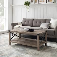 Shop coffee tables, home décor, cookware & more! Wooden Coffee Tables You Ll Love In 2021 Wayfair