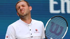 Dan Evans out of Stockholm Open in second round   Tennis News