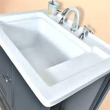 porcelain laundry sink. Unique Sink Porcelain Utility Sink Home Inch Grey Laundry Stand Sinks Australia S In N