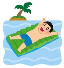 海の日のデザインに使える、夏のビーチや生き物の無料イラスト13点 | インスピ