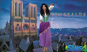Cigana Esmeralda - Mundo Sims Official