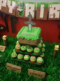 The 12 Most Amazing Minecraft Cakes Catch My Party