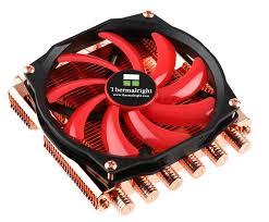 Высота CPU-<b>кулера Thermalright AXP-100</b> C65 составляет 65 мм