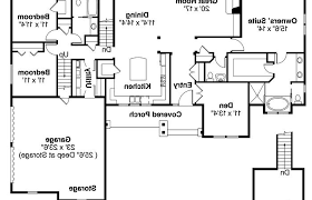 ranch style house plans with basement for no garage single nice basements open small house