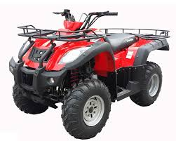 PRO Frontier 250 Yamaha Clone 250cc ATV (Extra Large Body, Front 23\  Power Ride Outlet