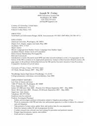 Download Resume Template For College Student Sports Word 18