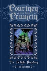oni press s courtney crumrin special edition hard cover 3