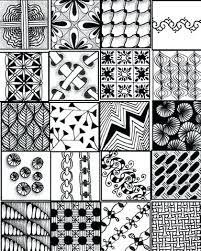 Zentangle Patterns For Beginners Mesmerizing Zentangle Patterns For Beginners In Addition To Easy Patterns For