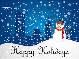 Image result for happy holidays clip art
