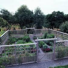 deer proof garden fence ideas