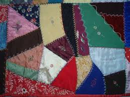 Crazy Quilts: The History of a Victorian Quilt Making Fad & crazy quilt stitches Adamdwight.com