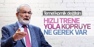 Karamollaoğlu'ndan Türkiye'de yapılan yatırımlara eleştiri
