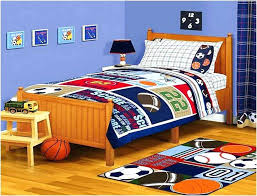 sports themed bedding sets home design remodeling ideas bedroom sports themed bedding