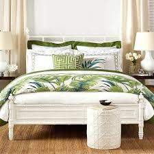 tropical leaf bedding yellow fl bedding fl duvet covers