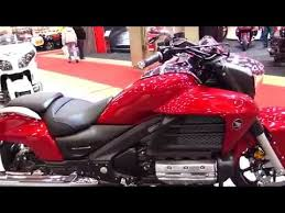 2018 honda valkyrie. Simple Valkyrie 2018 Honda Valkyrie Complete Special Series Pro Lookaround Le Moto Around  The World Throughout Honda Valkyrie C