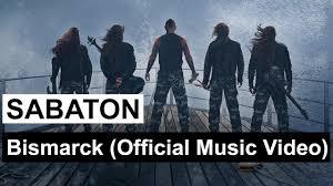 <b>SABATON</b> - Bismarck (Official Music Video) - YouTube