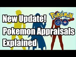 Pokemon Appraisal Outdated Pokemon Go Wiki Gamepress