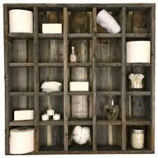 buy large reclaimed wood wall  cubby hole cubby display