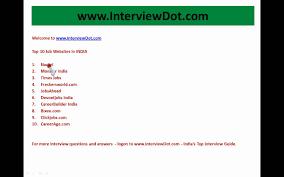 top job career websites in top 10 job career websites in