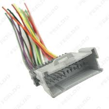 feeldo car accessories car radio cd player wiring harness audio Car Stereo Wiring Harness Adapter picture of car radio cd player wiring harness audio stereo wire adapter for chevrolet gmc sony car stereo wiring harness adapter