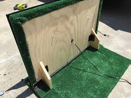 diy tailgate tv stand 12