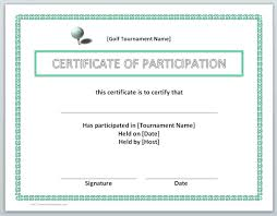 Template Microsoft Word Certificate Of Completion Template