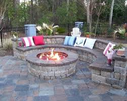 Fire Pit Patio Ideas Nice Fire Pit Photo 6 Of 9 Patio Ideas With