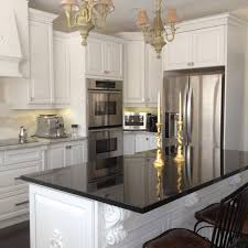 Spray Painting Kitchen Cabinets Spray Painted Kitchen Cabinets Done In Sherwin Williams Kem Aqua