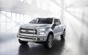 Ford Atlas Concept Showcases the Future of Pickup Trucks
