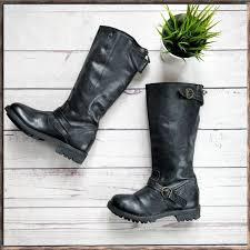 Nwot Fiorentini Baker Jade Jules Moto Boots 37