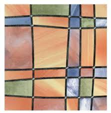 Fensterfolie Barcelona Adhesive Klebefilm Bleiglas Real