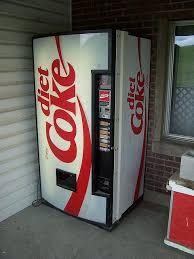 Diet Coke Vending Machine Amazing Old Diet Coke Vending Machine COCA COLA Pinterest Diet Coke