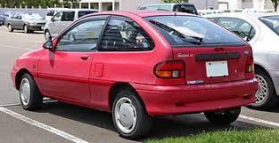 ford festiva pre facelift ford festiva sx 3 door