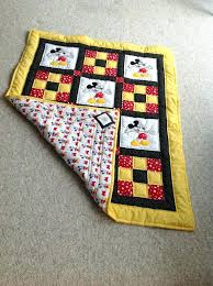 Mickey Mouse Quilt Disney Baby Quilt Patterns Disney Stamped Cross ... & Disney Cross Stitch Baby Blankets Disney Cars Baby Quilts Disney Cross  Stitch Baby Quilts Baby Quilt ... Adamdwight.com