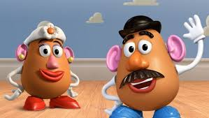 Image result for potato heads