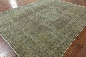 olive green wool area rug designs