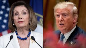 Trump sends scorching letter to Pelosi ...