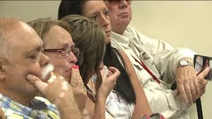 jeffrey willis to stand trial for rebekah bletsch s murder fox relatives of becky bletsch seated in the courtroom become emotional during testimony