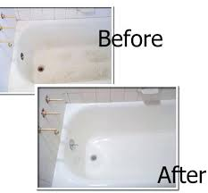 how to clean porcelain tub before after bathtub cleaning clean porcelain tub clean enamel tub stains