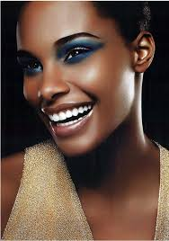 african american beauty make up how to