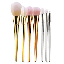 very good makeup brushes special professional real brushes aluminum alloy rosegold makeup cosmetics brands makeup from beasy113 22 95 dhgate
