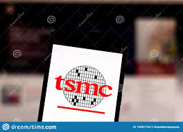 May 31, 2019, Brazil. In This Photo Illustration The Taiwan Semiconductor  Manufacturing Company TSMC Logo Is Displayed Editorial Stock Image - Image  of website, displayed: 149327154