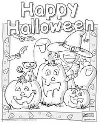386 Best Halloween Coloring Pages Images In 2019 Coloring Books