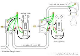 wiring a 3 way light switch friendswl com wiring a 3 way light switch 3 way switch circuit diagram the power feed via
