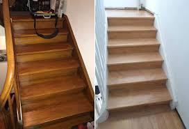 Die komplette renovierung einer treppe nimmt nicht mehr als 2 bis 3 tage in anspruch. Treppenrenovierung In Stuttgart Schreinerei Kopf